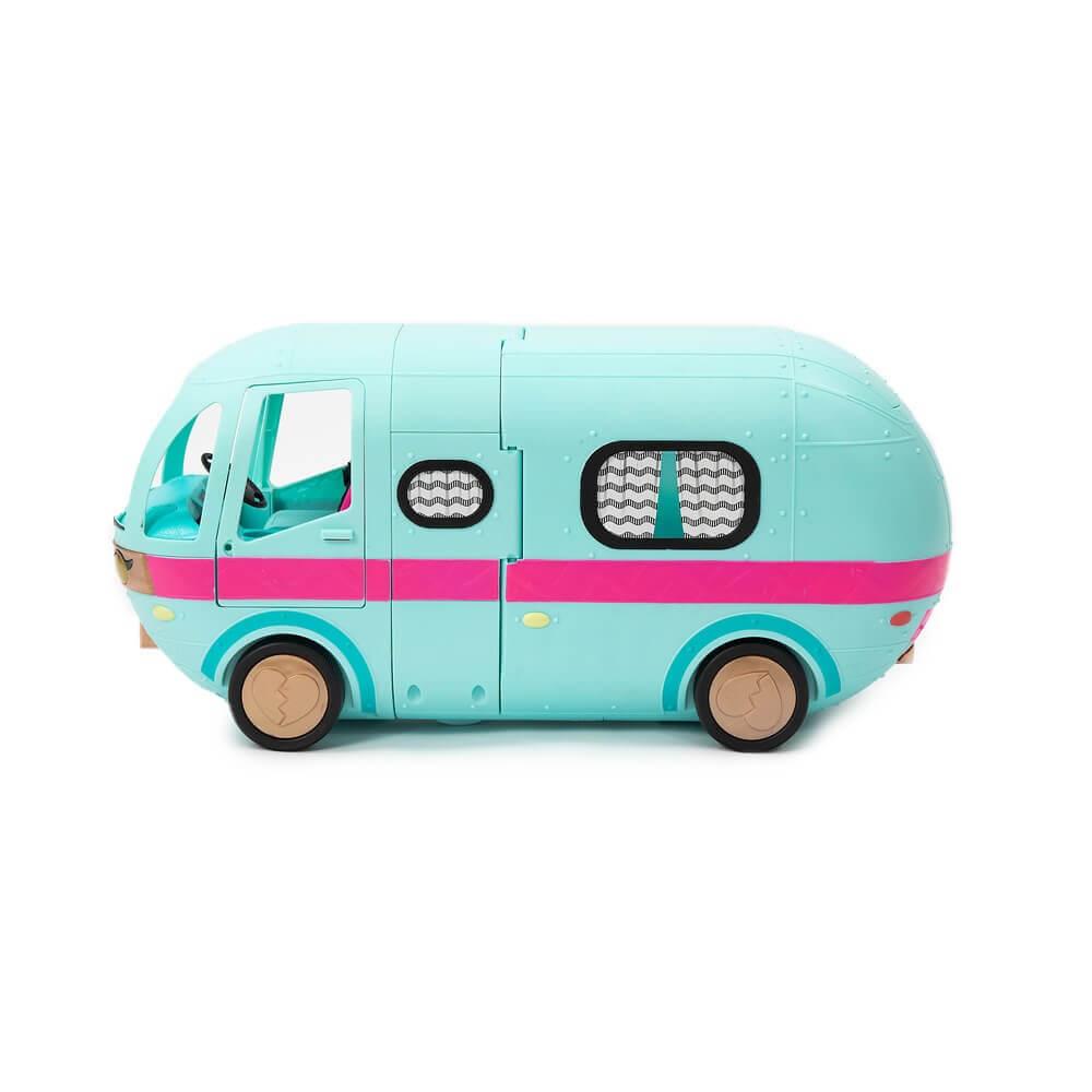 LOL Surprise Glamper - Автобус с куклой ЛОЛ внутри - 4