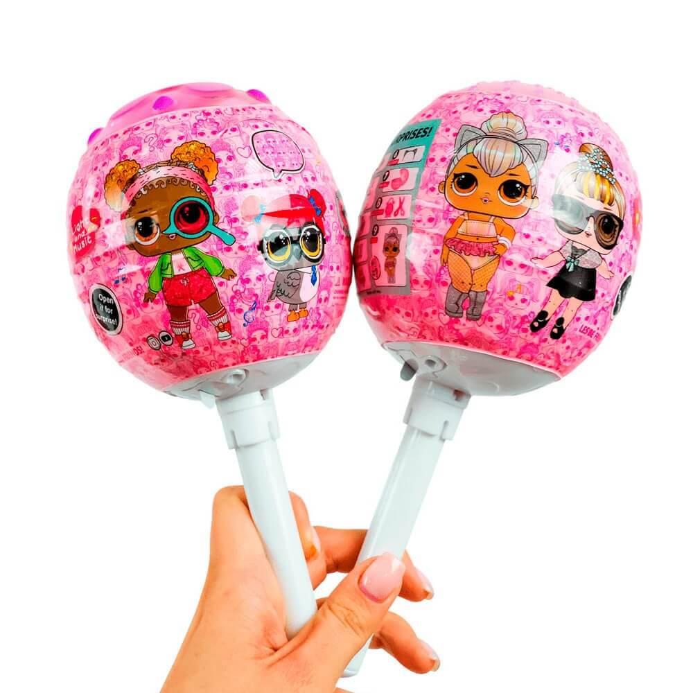 Чупа-чупс LOL Big Candy Surprise  - 3